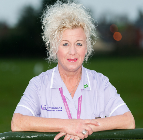 Career-change carer revels in new role