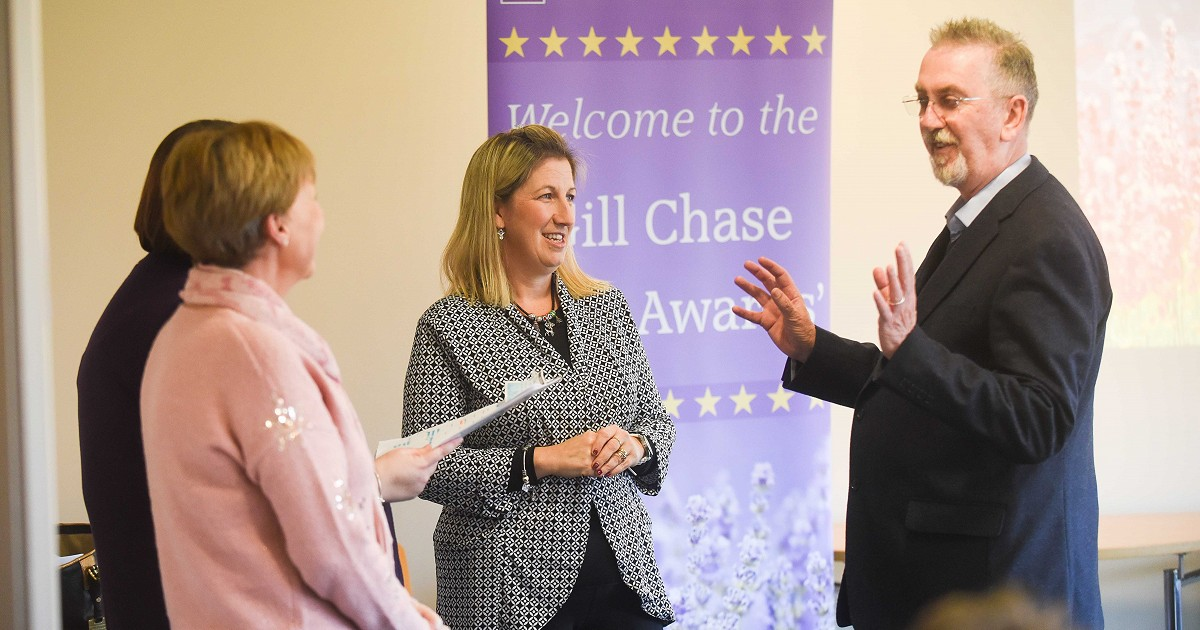 Excitement builds ahead of the Gill Chase Awards 2019