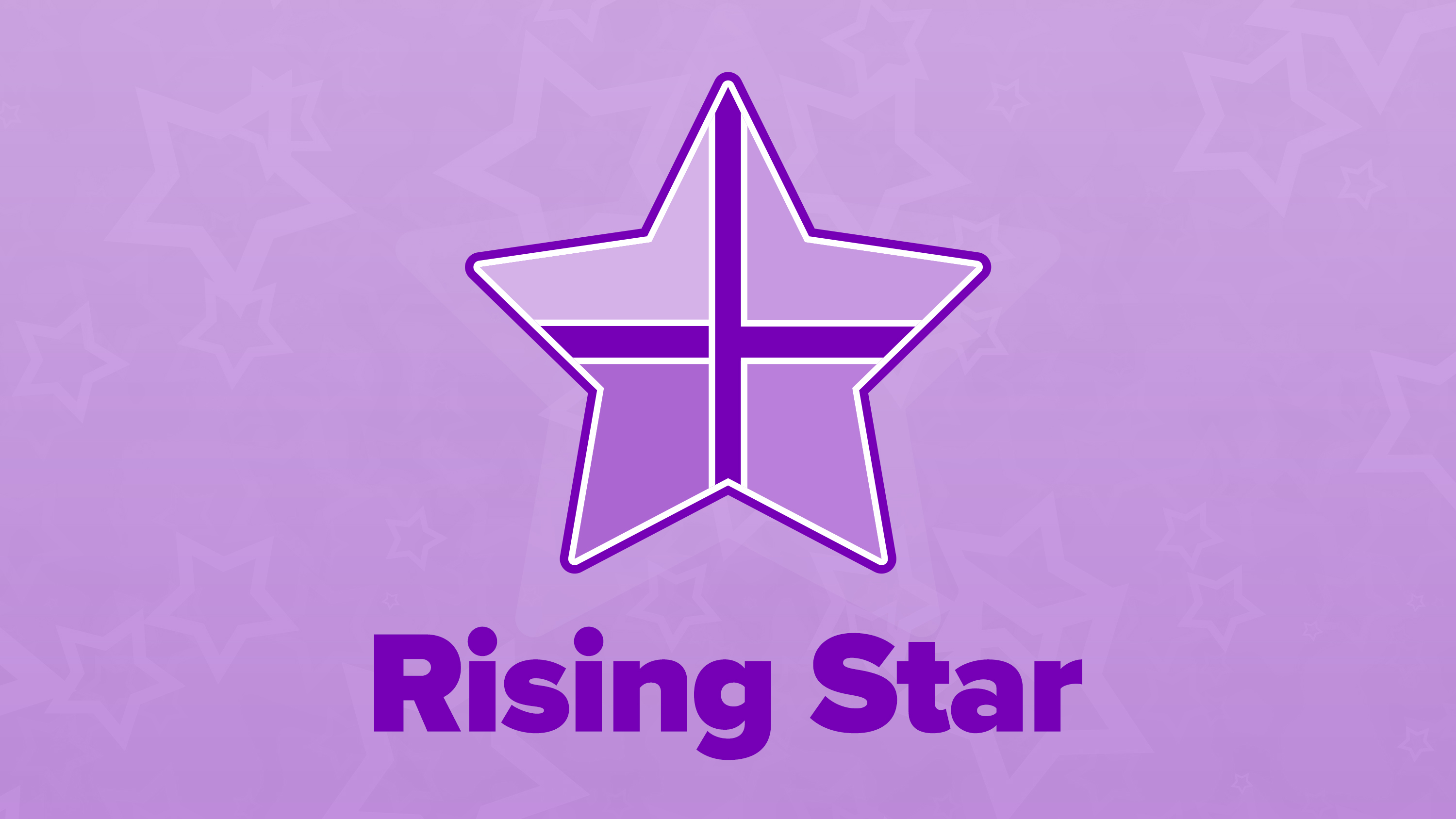 New award to celebrate our Rising Stars