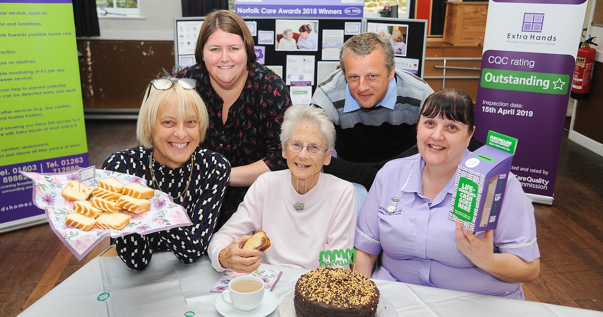 Cakes and coffee galore to raise charity cash for Macmillan